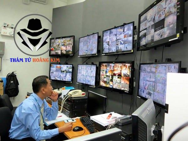 Thám tử điều tra an ninh công ty