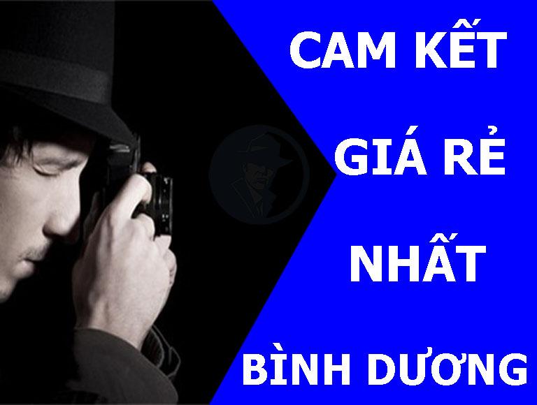 Dịch vụ thám tử giá rẻ tại Thuận An Bình Dương