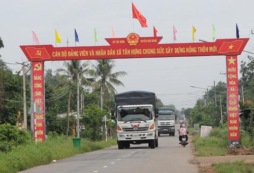 Thám tử huyện Tân Hưng
