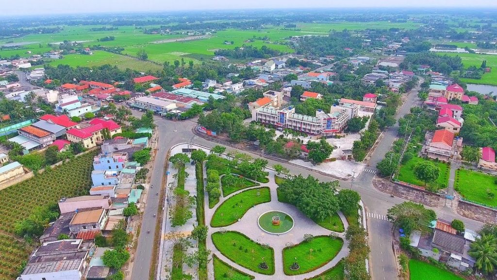 Thám tử huyện Tân Trụ Long An