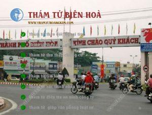 Thám tử thành phố Biên Hòa tỉnh Đồng Nai