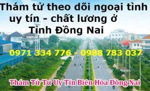 Công ty thám tử Uy Tín tại Biên Hòa Đồng Nai