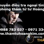 Dịch vụ thám tử uy tín ở TPHCM