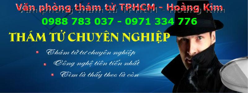 Văn phòng thám tử TPHCM