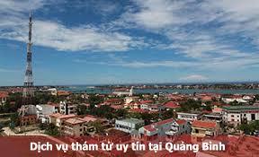 Thám tử tại tỉnh Quảng Bình