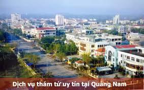 Thám tử tại TP Tam Kỳ Quảng Nam