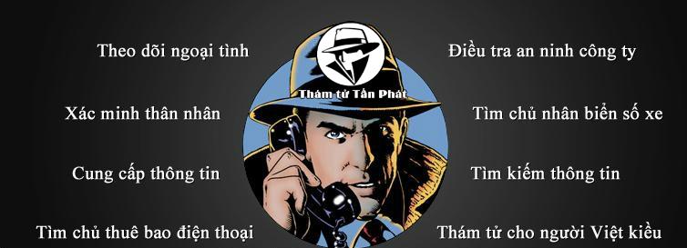 Dịch vụ thám tử uy tín Tấn Phát TPHCM