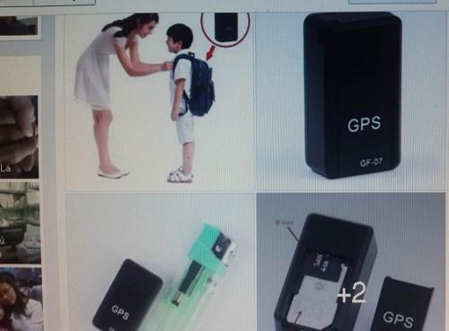 giám sát con cái bằng định vị gps